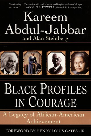 9780380813414: Black Profiles in Courage