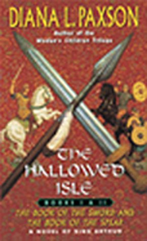 9780380813674: The Book of the Sword / The Book of the Spear (Hallowed Isle, Books 1-2)