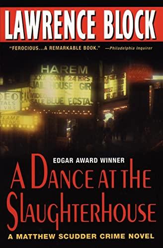 9780380813735: A Dance at the Slaughterhouse (Matthew Scudder)