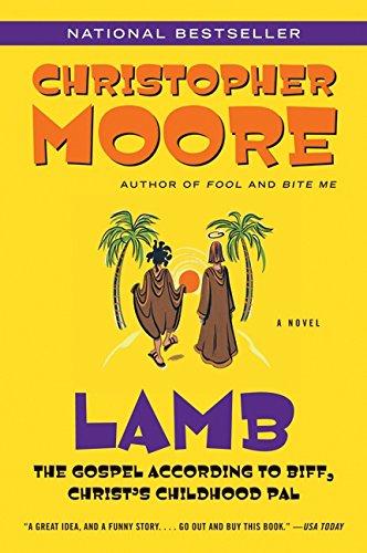 9780380813810: Lamb: The Gospel According to Biff, Christ's Childhood Pal