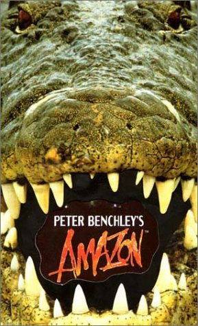 9780380814039: Peter Benchley's Amazon: The Ghost Tribe (Peter Benchley's Amazon, No 1)