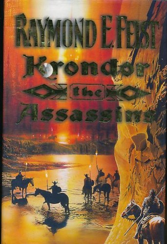 9780380814275: KRONDOR: THE ASSASSINS: BOOK 2 OF THE RIFTWAR LEGACY.