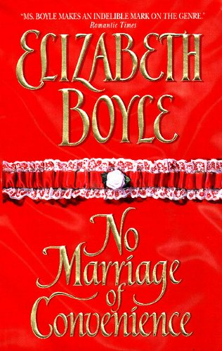 9780380815340: No Marriage of Convenience (Avon Romantic Treasure)