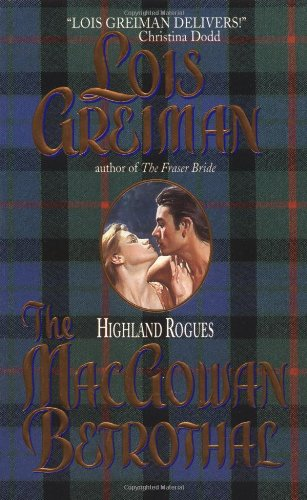 9780380815418: The MacGowan Betrothal (Highland Rogues)