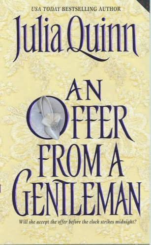 An Offer From a Gentleman (Bridgerton Series, Bk. 3) (0380815583) by Quinn, Julia