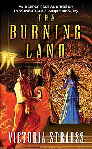 9780380817726: The Burning Land