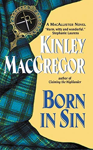 9780380817900: Born in Sin: A MacAllisters Novel