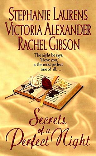 9780380818051: Secrets of a Perfect Night (Avon Romance)