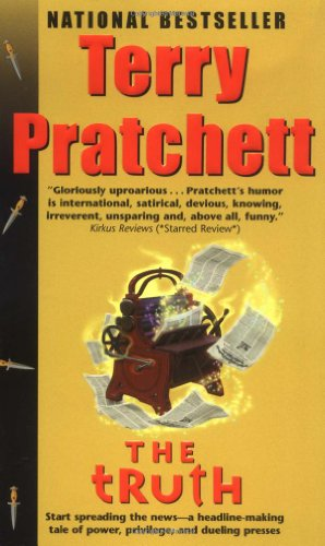 9780380818198: The Truth (Discworld)