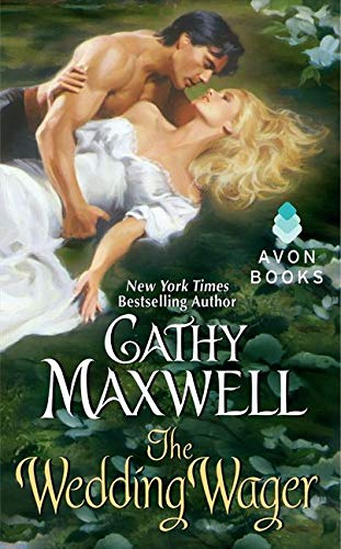 The Wedding Wager (0380818329) by Cathy Maxwell