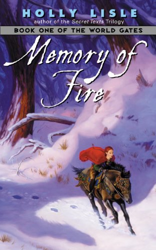9780380818372: Memory of Fire (The World Gates, Book 1)