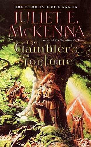 9780380819027: The Gambler's Fortune: The Third Tale of Einarinn (The Tales of Einarinn)