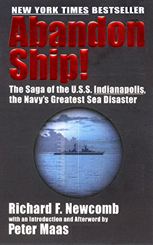 """9780380819041: Abandon Ship!: The Death of the U.S.S. """"Indianapolis"""""""