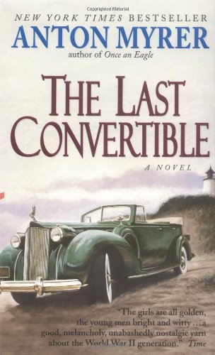 9780380819591: The Last Convertible