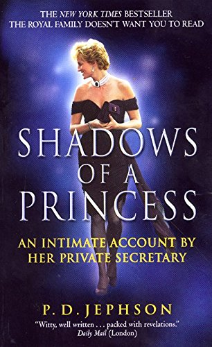 9780380820467: Shadows of a Princess: An Intimate Account by Her Private Secretary