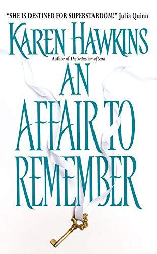 9780380820795: An Affair to Remember (Talisman Ring)