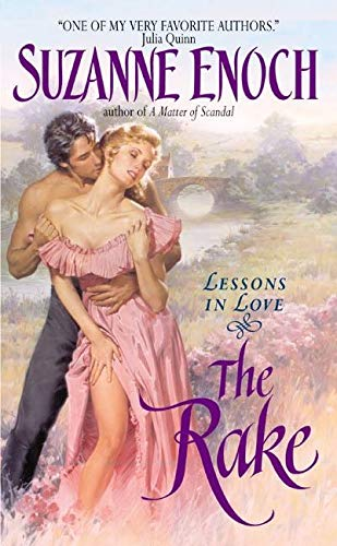 9780380820825: The Rake (Lessons in Love, Book 1)