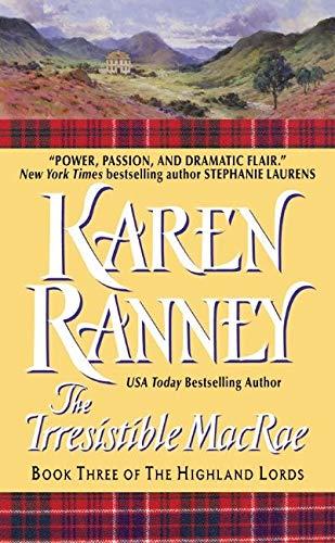 The Irresistible Macrae: Book Three of the: Karen Ranney