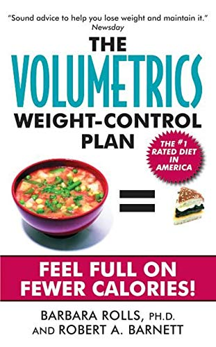 9780380821174: The Volumetrics Weight-Control Plan