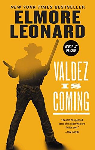 9780380822232: Valdez Is Coming