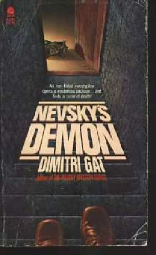 Nevsky's Demon [Avon Books recall: plagiarized from: Gat, Dimitri.