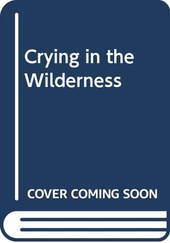 9780380822713: Crying in the Wilderness