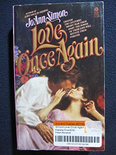 9780380833450: Love Once Again