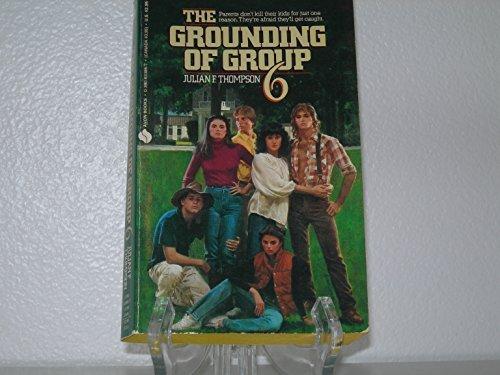 9780380833863: Grounding of Group Six (Avon Flare books)