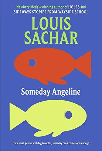 Someday Angeline (Avon/Camelot Book): Sachar, Louis