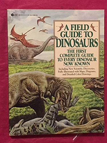 A Field Guide to Dinosaurs: The First Complete Guide to Every Dinosaur Now Known: Group, Diagram