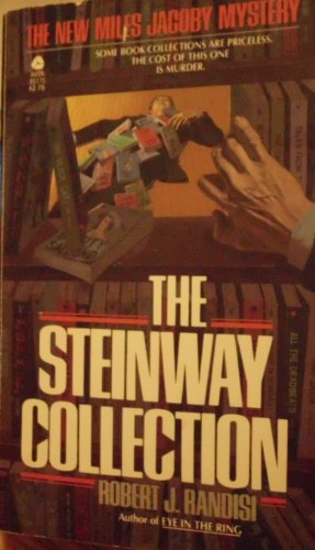 The Steinway Collection (A Miles Jacoby Mystery): Randisi, Robert J.