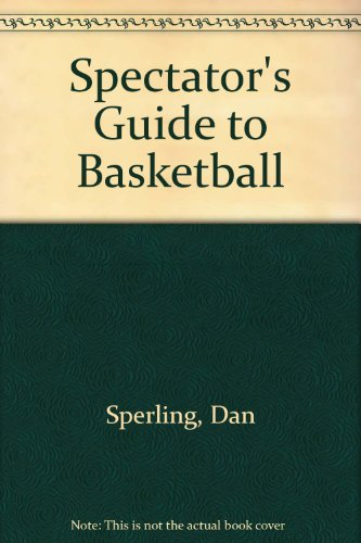 9780380851911: Spectator's Guide to Basketball