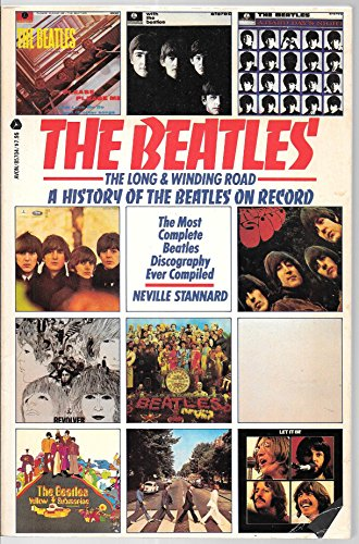 9780380857043: Beatles: The Long and Winding Road : A History of the Beatles on Record