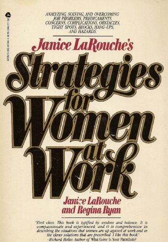 Janice LaRouche's Strategies for Women at Work