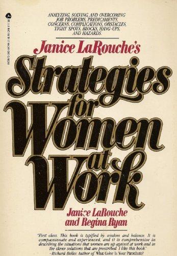 9780380867448: Janice Larouche's Strategies for Women at Work