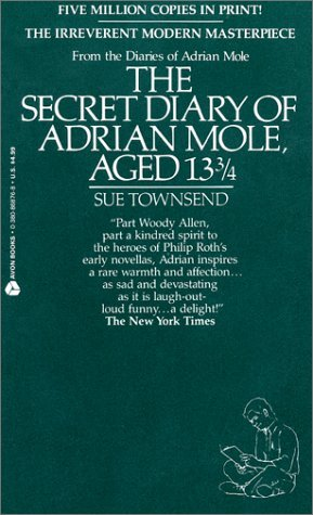 9780380868766: Secret Diary of Adrian Mole, Aged 13 3/4