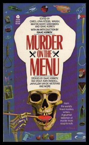 Murder on the Menu: Isaac Asimov; Rex Stout