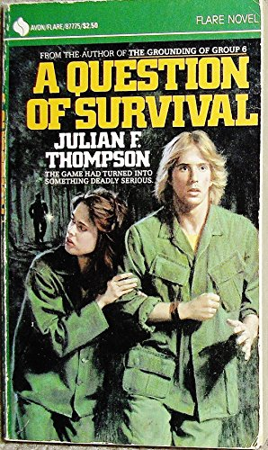 9780380877751: A Question of Survival (Flare Novel)