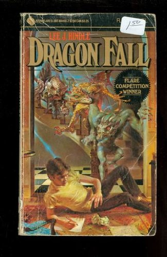 9780380884681: Dragon Fall (Avon/Flare Book)