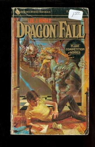 Dragon Fall (Avon/Flare Book): Lee Hindle