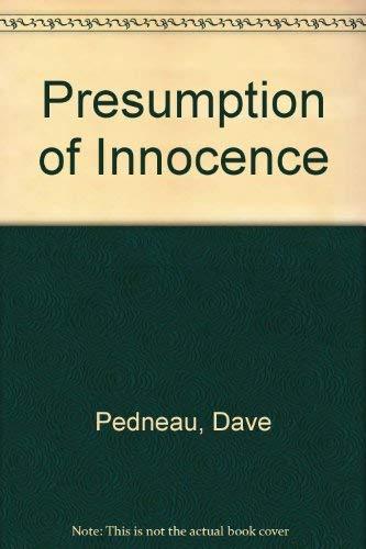 9780380895144: Presumption of Innocence