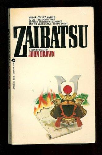 9780380895168: Zaibatsu