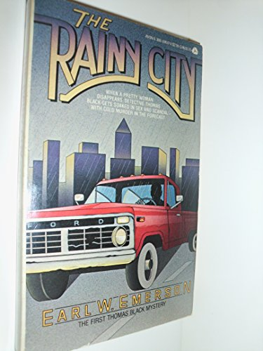 The Rainy City (SIGNED Plus SIGNED LETTER): Emerson, Earl