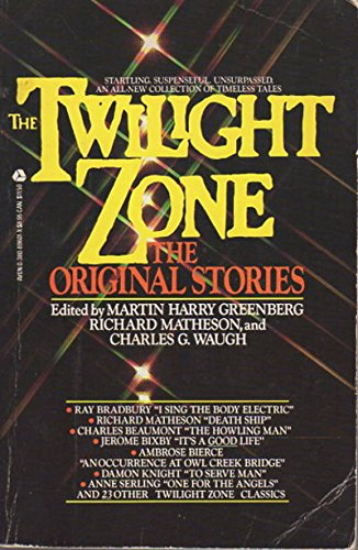 Twilight Zone: the Original Stories.