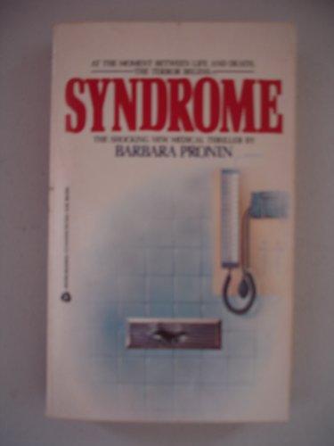 Syndrome: Pronin, Barbara