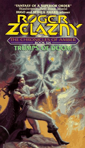 9780380896356: Trumps of Doom (Chronicles of Amber, No. 6)