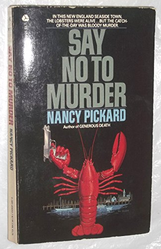 9780380896424: Say No to Murder (Jenny Cain Mysteries, No. 2)
