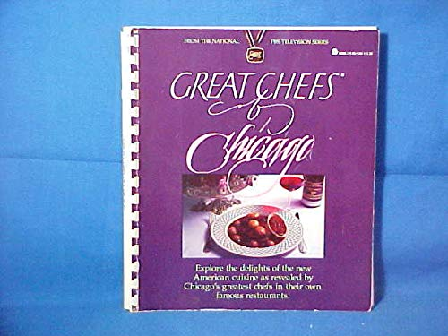 9780380896967: Great chefs of Chicago