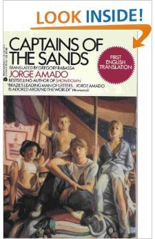 9780380897186: Captains of the Sands (English and Portuguese Edition)