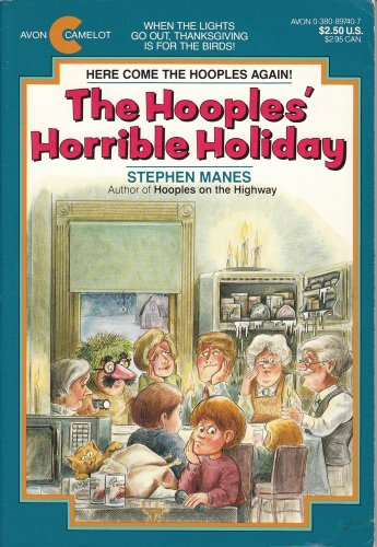 9780380897407: The Hooples' Horrible Holiday